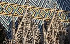 Ausztria, Bécs - Stephanskirche