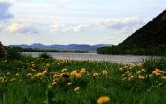 Tavaszi Duna kanyar