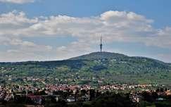 Pécs, tavasz van újra
