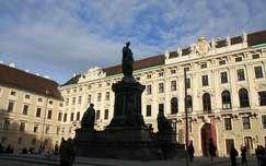 Ausztria, Bécs - Hofburg