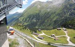 Ausztria,Hintertux gleccser