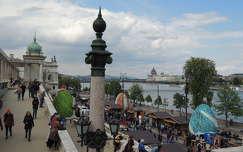 Budapest Várkertbazár húsvétkor