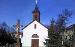 Szent Margit kápolna, Balatonalmádi, magyarország