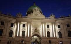 Ausztria, Bécs - Michaelertor
