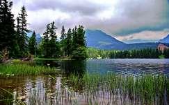 kárpátok csorba-tó hegy tó szlovákia