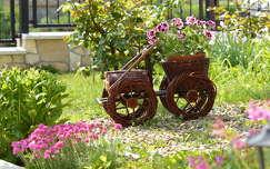 kertek és parkok virágcsokor és dekoráció tavasz