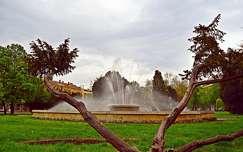 szökőkút kertek és parkok