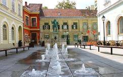 Székesfehérvár, Varkocs-szobor