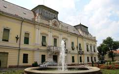 Szerbia, Versec - Püspöki palota