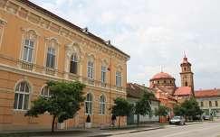 Szerbia, Versec - Román templom