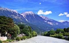 Salzburg hegyei