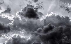 Felhő, fényjáték