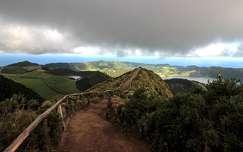 azori-szigetek út portugália hegy