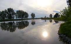 A tó.