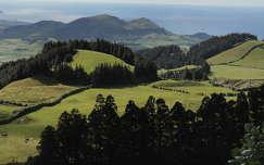 azori-szigetek portugália hegy tavasz