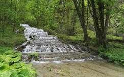 Fátyol - vízesés