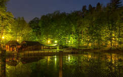 Mogyorósi tó, Szováta, Erdély