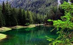 A Zöld tó