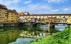 Ponte Vecchio, Firenze, Olaszország