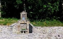 Tihany, Úti Boldogasszony-emlékmű,magyarország