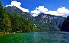 Bajor Alpokban