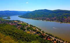 dunakanyar folyó duna magyarország