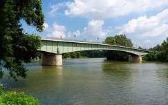 Tisza-híd Tokajban