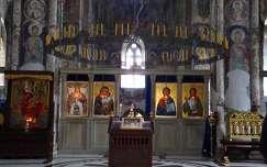 Szerbia, Despotovac - Manasija-kolostor