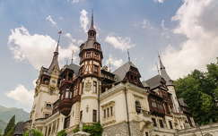 Peles kastély, Románia