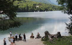 Bohinji tó,Szlovénia