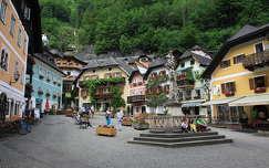 Ausztria, Hallstadt