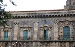 Olaszország, Szicília, Catania - Szent Miklós-kolostor