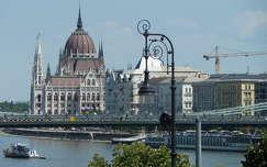 Magyar Parlament Buda felöl
