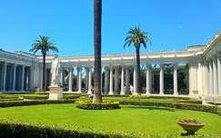 pálma szobor kertek és parkok
