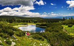 Jézer tó  - Kelemen-havasok