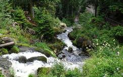 Tibergi vízesés
