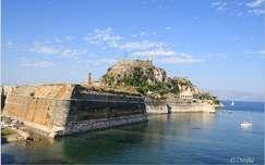 Görögország - Korfu - Régi Erőd