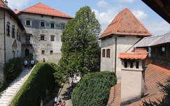 Bledi vár,Szlovénia