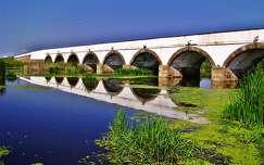 híd magyarország hortobágy