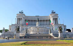Róma, Viktor Emmánuel emlékmű