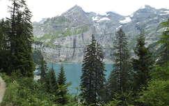 nyár hegy tó