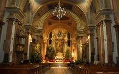 Szerbia, Szabadka - Szent Teréz-templom