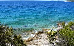 Murter sziget - Koromasna strand