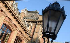 Nyugati  - lámpa