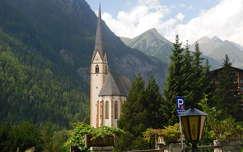 Heiligenblut, Ausztria