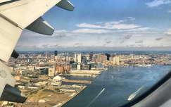 Boston felszállás közben, USA