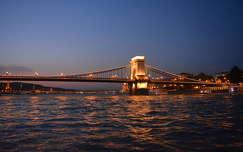 magyarország lánchíd duna éjszakai képek híd budapest folyó