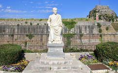 Görögország, Korfu - Boschetto-kert