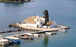 Görögország, Korfu - Vlacherna Monostor