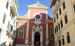 Görögország, Korfu - Metropolitan Church Panaghia Spiliotissa